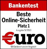1822direkt Bankentest von €uro Siegel