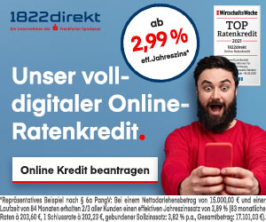 1822direkt Kredit